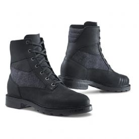TCX Rook WP Motorcycle Boots Black